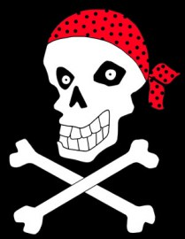 pirate-scullandcrossbones