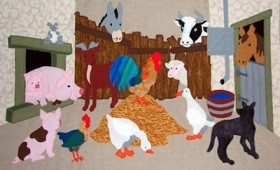 Farmyard Meeting